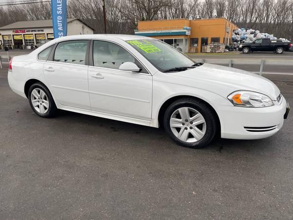 Photo 2011 Chevy Impala LS 80,000 MILES1-OWNER - $7,995 (owego)