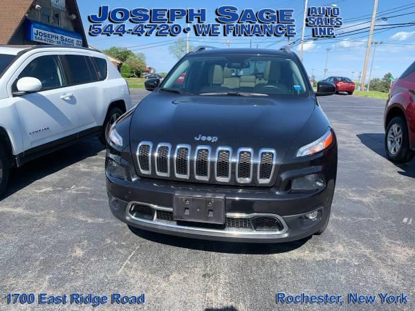 Photo 2014 Jeep Cherokee - We take trade ins Get financed here (Joseph Sage Auto Sales Inc.)
