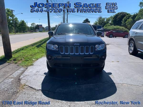 Photo 2014 Jeep Compass - We take trade-ins Get financed here (Joseph Sage Auto Sales Inc.)
