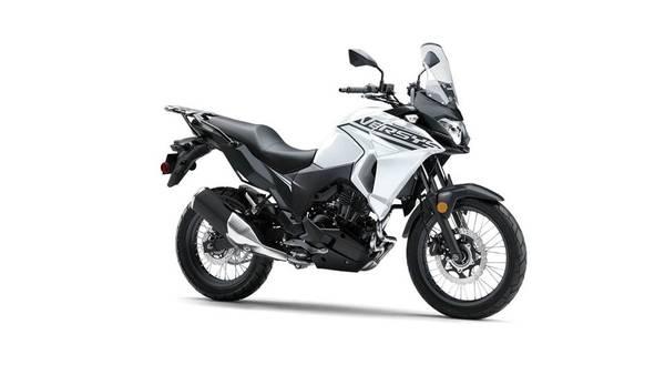 Photo 2020 Kawasaki Versys X 300 ABS Adventure Motorcycle - Great Financing - $5,499 (Homer)