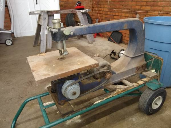 Photo 24quot CRAFTSMAN SCROLL SAW - $60 (Athens)