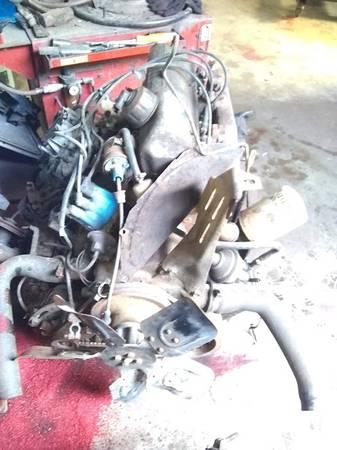 73 ford comp. 390 4 bar motor - $550 (Covington)