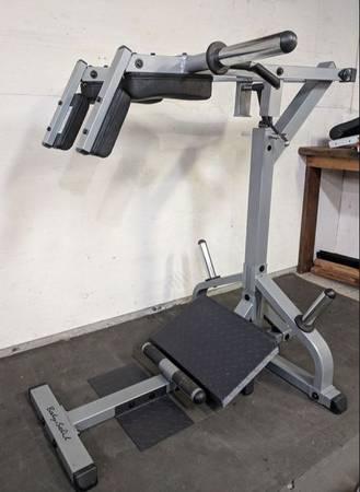 Photo Body Solid Leverage Squat  Calf Raise Machine - $369 (Mansfield, PA)