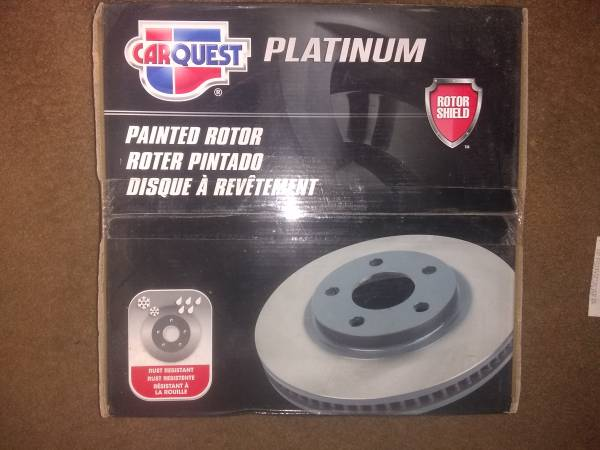 Photo Brand new rotor for chevy avalanche - $50 (Mainesburg)