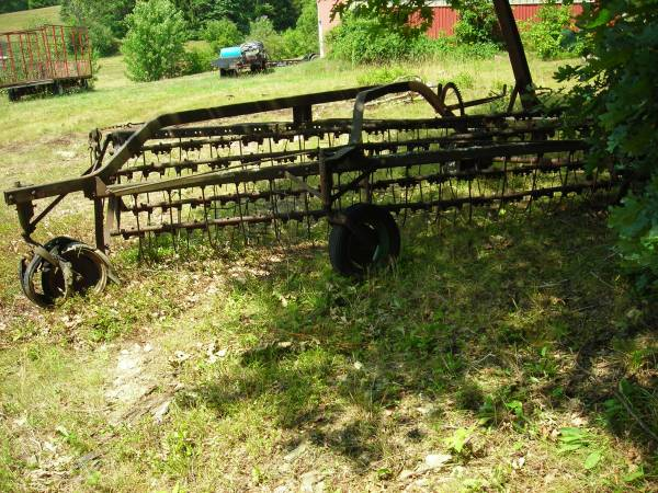 Photo David Bradley Hay Rake - $25 (Elmira, NY)