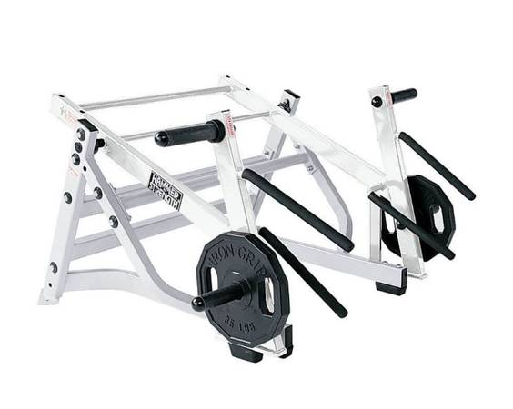 Photo Hammer Strength Plate Loaded Squat Lunge Machine - $699