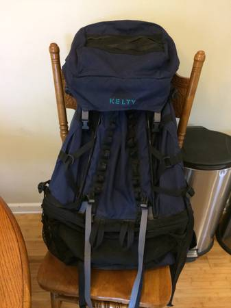 Photo Kelty Internal Frame Hiking Backpack - $50