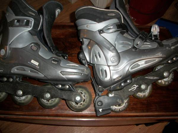 Photo Professional Rollerblade Mens Size 13 quotE-Proquot Inline Skates. Made in - $75 (Elmira)