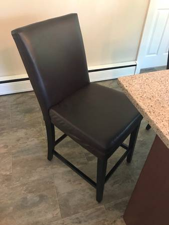 Photo TWO Bar Chairs - $50 (Millerton)