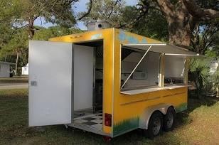 Photo --The 2011 Fast Food Trailer-Interior Is Spotless- - $800 (elmira)