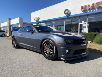 Photo Used 2010 Chevrolet Camaro SS Coupe w RS Package for sale