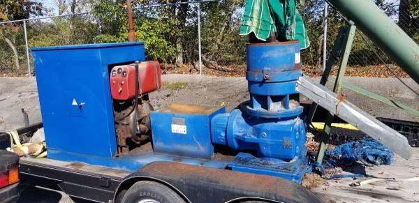 Photo Wood Pellet Mill - 55hp diesel - $13,995 (Brodheadsville)