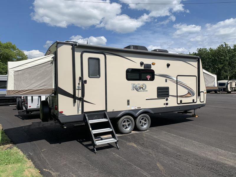 Photo 2020 Forest River, Inc. Roo By Rockwood 235S $ 24995