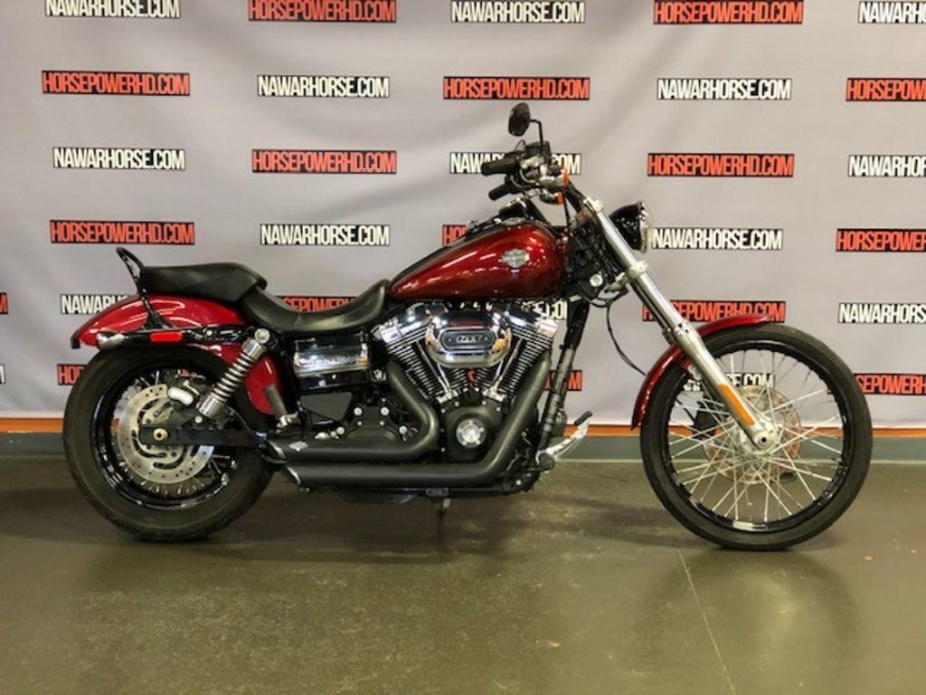 Photo 2016 Harley-Davidson FXDWG - Dyna Wide Glide $12995