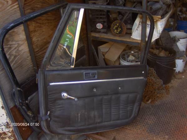 Photo 1976 to 1995 Cj7 or Yj Wrangler Jeep OEM Hard doors, door - $1,200 (Chaparral)