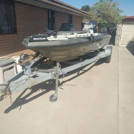 Photo 1989 Chion 1839 Bass Boat - $3,500 (El Paso)