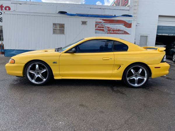 Photo 1995 Ford Mustang GT - $3500 (El Paso)