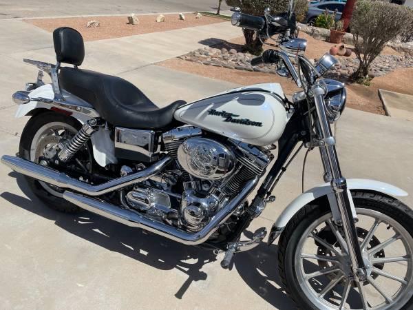 Photo 2005 Harley Davidson Dyna Superglide Custom EFI - $5,900 (Far East El Paso)