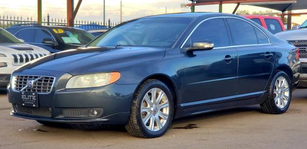 Photo 2009 VOLVO S80 3.2 FIRST TIME BUYERS WELCOME - $6,295 (El Paso)