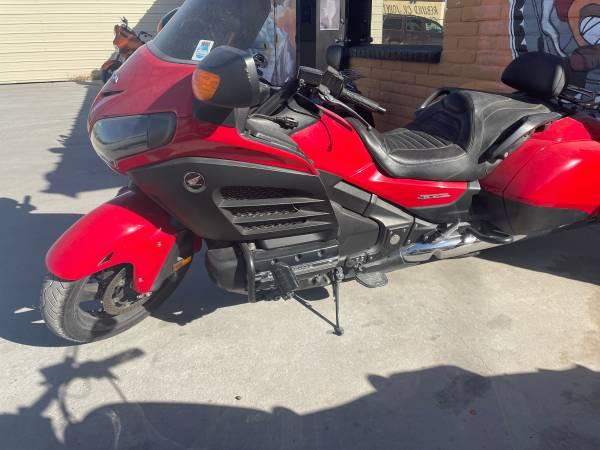 Photo 2013 Honda Goldwing for sale - $8,500 (El Paso)