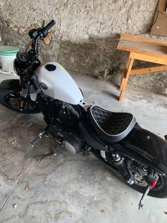 Photo 2017 Harley Davidson Sportser 48 - $9,000 (El Paso)