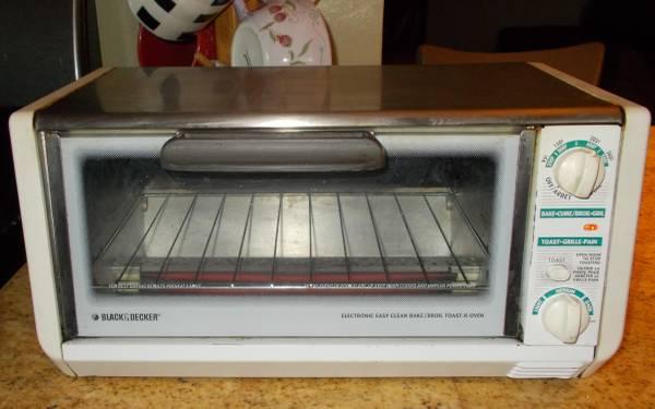 Photo 4 slice Toaster Oven - $10 (RIO RANCHO)