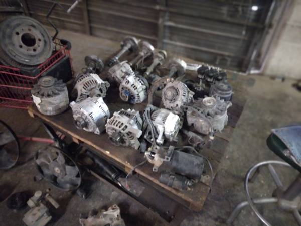 Photo 55 Chevy and parts - $1 (El Paso Tx.)
