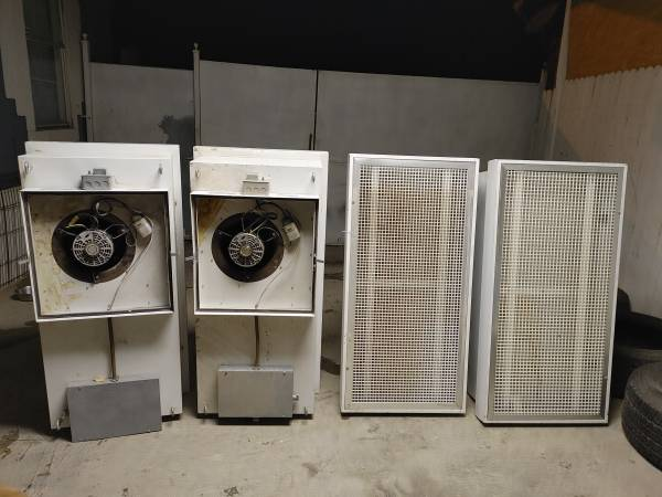 Photo 6 Ceiling extractor FanLights-All the fans work-Come over  test them - $500 (Far West)