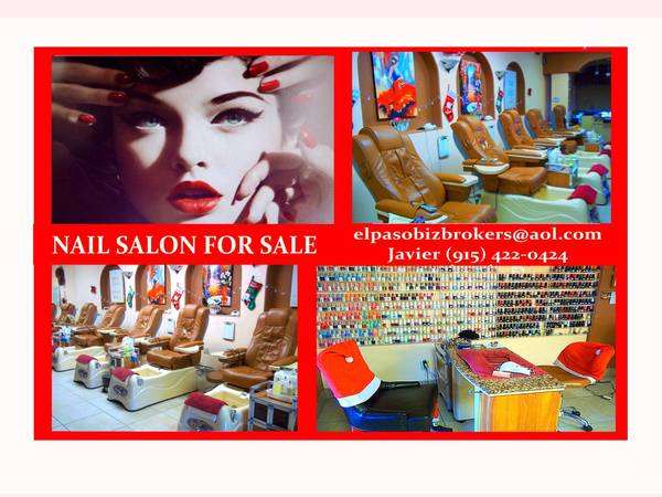 Photo BEAUTIFUL NAIL SALON - $28,000 (El Paso)