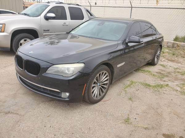 Photo (((BMW Alpina B7 750Li))) - $8900