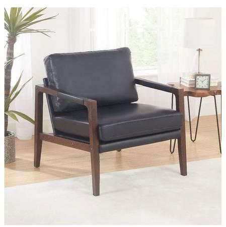 Photo Black Lounge Chair - $125 (Far East El Paso)