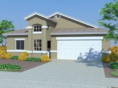 Photo Classic American Homes New Subdivision Peyton Estates (12937 Nidd Dr. El Paso Tx)
