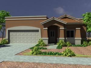 Photo Classic American Homes -Peyton Estates (218 Notts Way. El Paso Tx)
