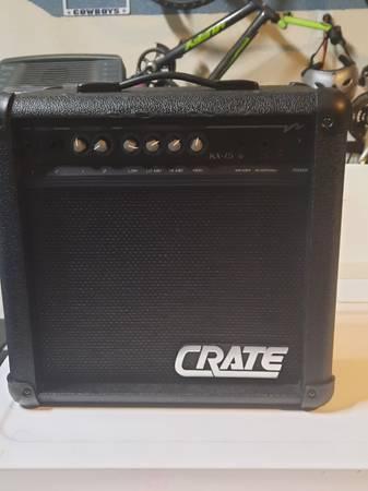 Photo Crate 15 watt  - $28 (Horizon)