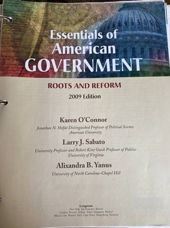 Photo Essentials of American Government 2009 Edition (El Paso)