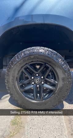 Photo Goodyear wrangler duratracs - $880 (El Paso)