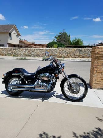 Photo Honda shadow 2007 - $5,800 (El Paso)