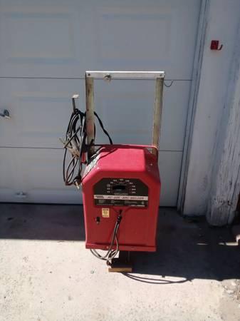 Photo Lincoln 230v welder - $350 (El Paso)
