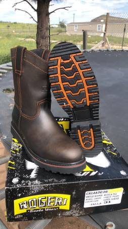 Photo Mens Work Boots 12 - $60 (El Paso hueco ranch rd.)