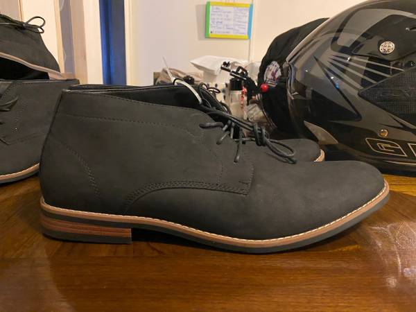 Photo PERRY ELLIS Shoes Brand New Sizes 12 FIRM PRICE - $25 (Far West)