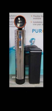 Photo Puronics whole house water filter - $4,500 (El Paso)