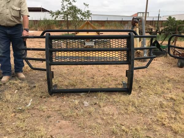 Photo Ranch Hand Brush Guard - $400 (Chaparral)