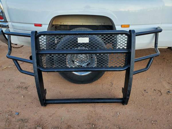 Photo Ranch Hand Grill Guard - $400