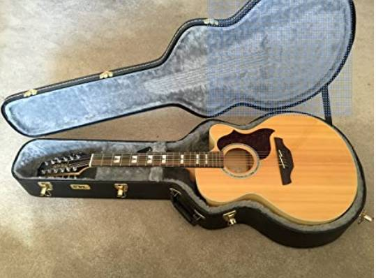 Photo Takamine 12-string guitar - $500 (El Paso, TX)