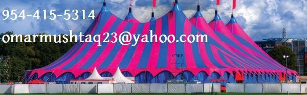 Photo USED AND NEW TENTS FOR SALE (El Paso)