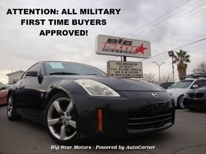 Photo Used 2006 Nissan 350Z Coupe for sale
