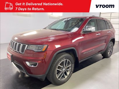 Photo Used 2017 Jeep Grand Cherokee 4WD Limited w Luxury Group II for sale