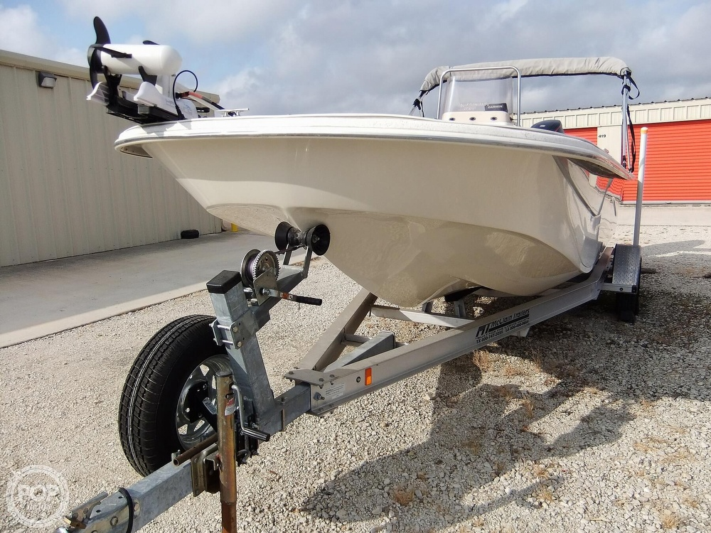 Photo 2016 Carolina Skiff 218 DLV