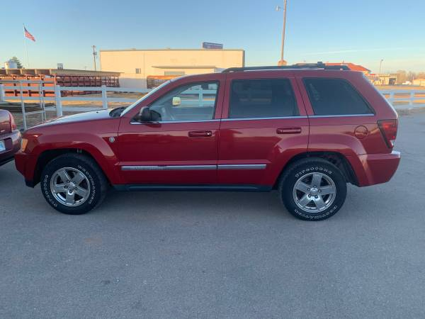 Photo 05 Jeep Grand Cherokee Limited - $4,500 (Woodward)
