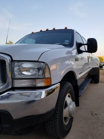 Photo 2002 Ford F350 SHORT BED Dually 7.3 Diesel - $15500 (Woodward)